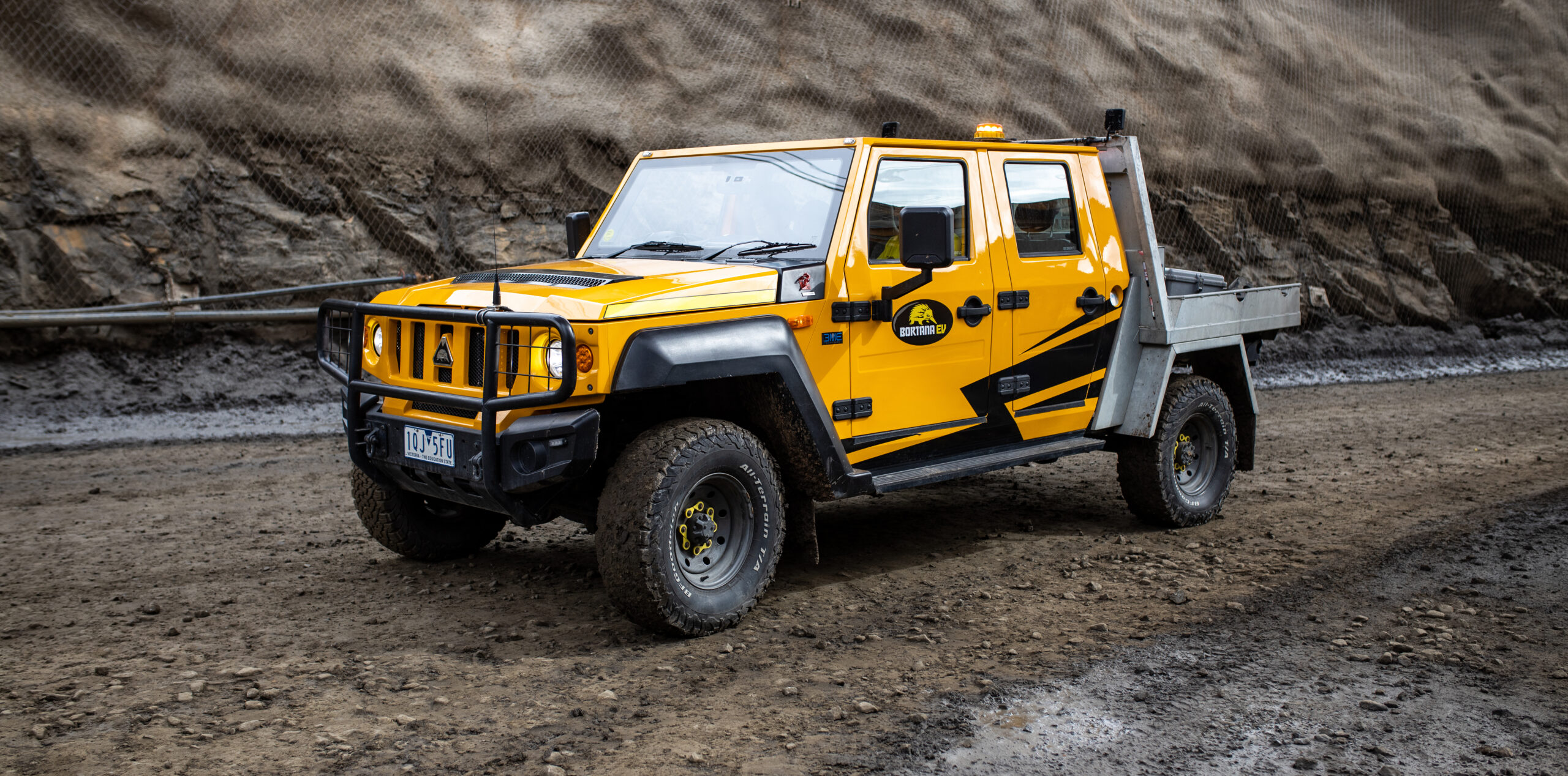 Electric vehicle trial success at IGO's Nova mine • 0O6A0388 edit scaled